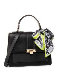 Czarna torebka klasyczna Aldo klasyczna