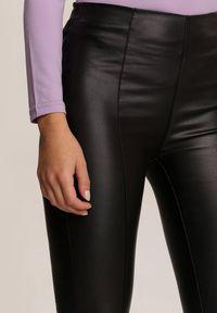 Czarne spodnie skinny Renee