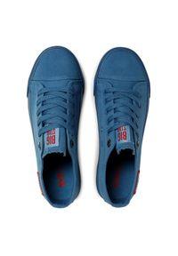 Big-Star - BIG STAR Tenisówki HH274135 Niebieski. Kolor: niebieski