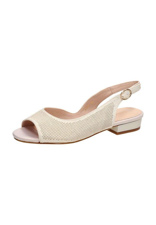 Złote sandały Sergio Leone klasyczne