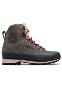 Szare buty trekkingowe Dolomite