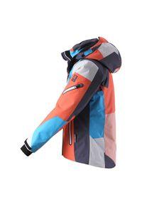 Kurtka narciarska dla dzieci Reima Frost 531430B. Materiał: lycra, poliamid, materiał, poliester. Wzór: gładki. Sezon: zima. Sport: narciarstwo