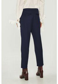 Niebieskie spodnie materiałowe G-Star RAW