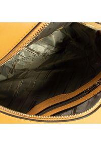 Żółty plecak U.S. Polo Assn elegancki