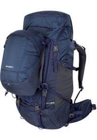 Husky plecak Limpet 60+10L. Kolor: niebieski