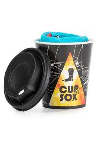 Niebieskie skarpetki Cup of Sox
