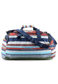 Target Docelowa torba podróżna, Kolorowe paski. Wzór: paski, kolorowy