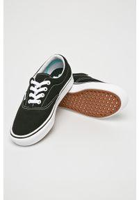 Vans - Tenisówki. Zapięcie: sznurówki. Kolor: czarny. Materiał: guma