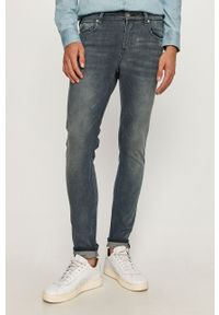 Niebieskie jeansy Scotch & Soda