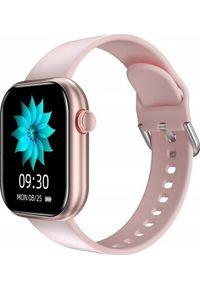 Smartwatch Cubot C5 Różowe złoto (6924136713563). Rodzaj zegarka: smartwatch. Kolor: złoty, różowy, wielokolorowy