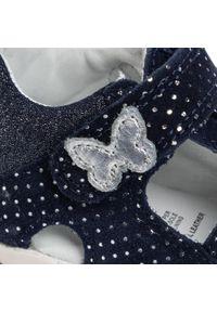 Superfit - Sandały SUPERFIT - 6-09041-80 M Blau. Kolor: niebieski. Materiał: skóra, zamsz, materiał