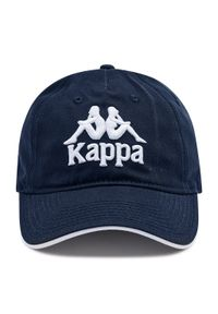 Kappa - Czapka z daszkiem KAPPA - Vendo 707391 Dress Blues 4024. Kolor: niebieski. Materiał: materiał, bawełna #4