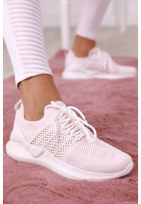 Różowe buty sportowe IVET na fitness i siłownię, na co dzień
