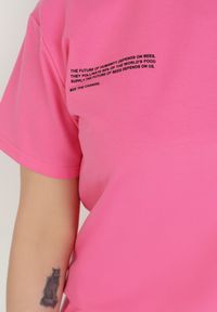 Różowy komplet sportowy Born2be