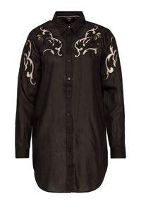 Czarna koszula Desigual