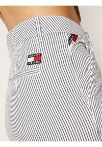 Tommy Jeans Jeansy Regular Fit Tjw Stripe High Rise DW0DW08078 Granatowy Regular Fit. Kolor: niebieski