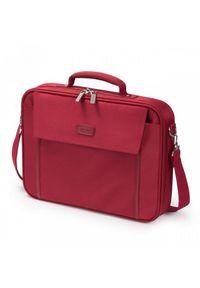Czerwona torba na laptopa DICOTA