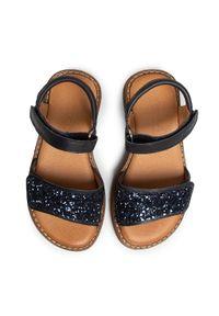 Niebieskie sandały Froddo casualowe, na co dzień, z aplikacjami, na lato #6