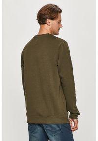 Zielona bluza nierozpinana Element bez kaptura