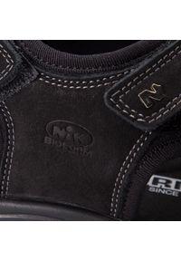 Czarne sandały Nik #6