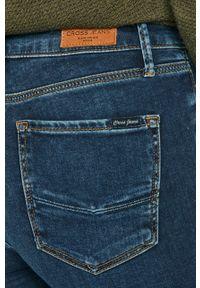 Cross Jeans - Jeansy Alan. Stan: podwyższony. Kolor: niebieski #3