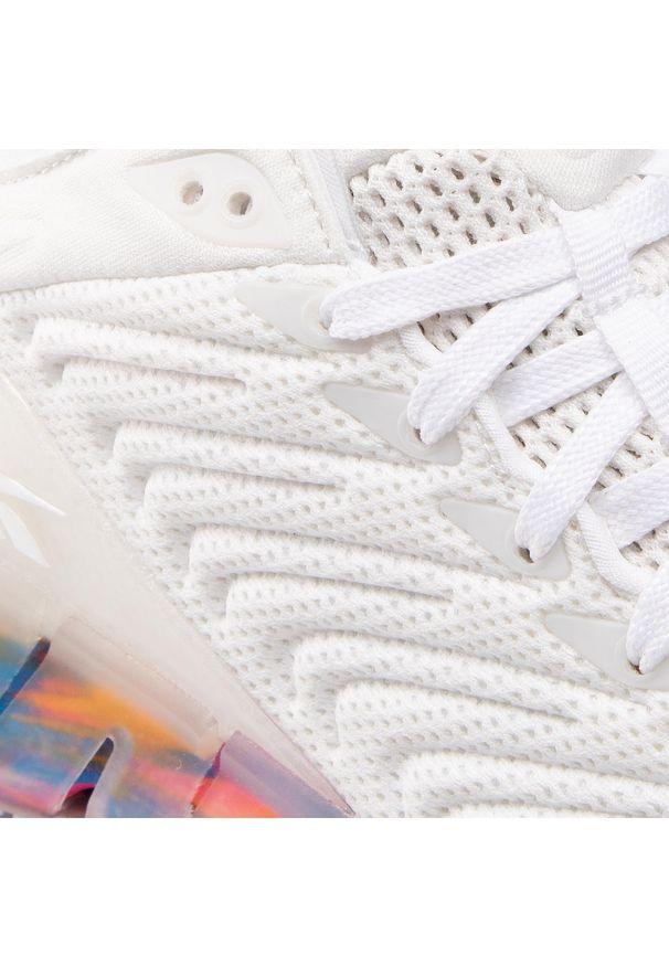 Białe buty do biegania Reebok z cholewką