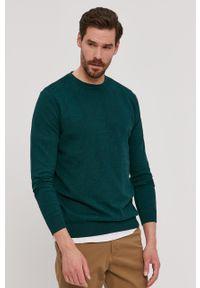 Sweter Selected długi, gładki