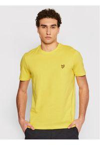 Żółty t-shirt