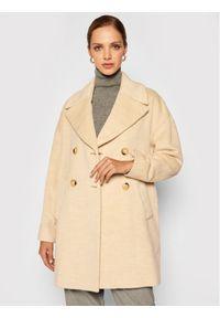 Beżowy płaszcz przejściowy Pennyblack