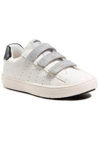 Geox Sneakersy J Silenex G. B J15DWB 000BC C1000 M Biały. Kolor: biały