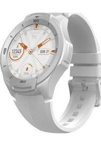 Biały zegarek TICWATCH smartwatch
