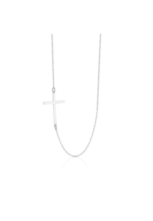 W.KRUK Zjawiskowy Naszyjnik - srebro 925 - SMN/NS093. Materiał: srebrne