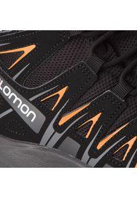 Czarne buty zimowe salomon na zimę