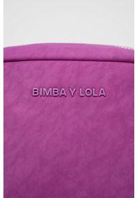Bimba y Lola - BIMBA Y LOLA - Torebka. Kolor: fioletowy. Rodzaj torebki: na ramię
