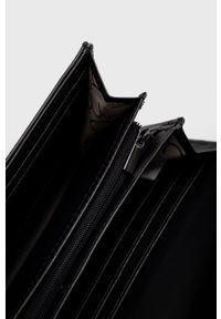 Nobo - Portfel. Kolor: czarny. Materiał: materiał