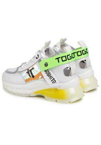 Białe buty sportowe Togoshi #5