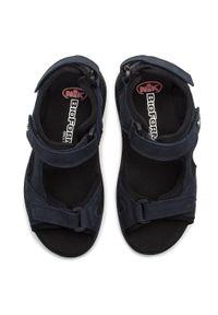 Niebieskie sandały Nik #6
