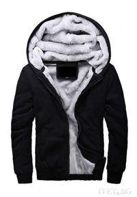 IVET - Męska bluza ROB BLACK. Okazja: na co dzień. Kolor: czarny. Materiał: materiał. Styl: casual