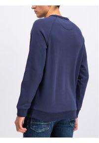 Pepe Jeans Bluza Linus PM581654 Granatowy Regular Fit. Kolor: niebieski