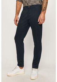 Niebieskie spodnie Tailored & Originals na co dzień, casualowe
