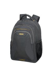 Szary plecak na laptopa AMERICAN TOURISTER biznesowy