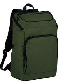 Zielony plecak na laptopa Upominkarnia