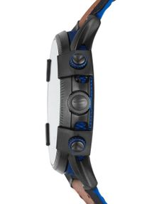 Brązowy zegarek Diesel smartwatch