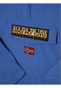 Niebieska kurtka przejściowa Napapijri #3