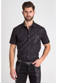 Koszula Versace Jeans na lato, biznesowa