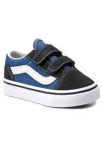 Vans Sneakersy Old Skool V VN000D3YNVY Granatowy. Kolor: niebieski. Model: Vans Old Skool