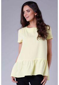 Żółta bluzka Nommo