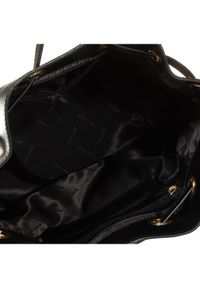 Złota torebka worek Gino Rossi