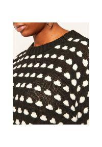 Czarny sweter Persona by Marina Rinaldi