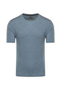 On Running - T-shirt męski ON RUNNING ACTIVE-T. Materiał: włókno, bawełna. Sport: bieganie
